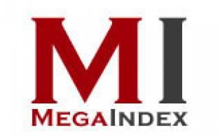Аналитические инструменты Megaindex теперь бесплатны.