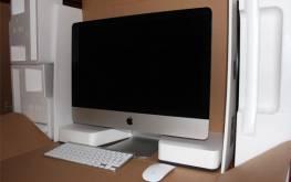 Подарили моноблок Apple iMac