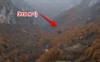25 фото и 3 видео «полета» на 824 метровой тарзанке, Черного озера, моста Джурджевича и панорам Ловчена (финал отпуска в Черногории)