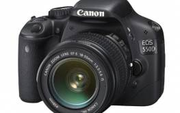 Мои впечатления от зеркального фотоаппарата Canon EOS 550d