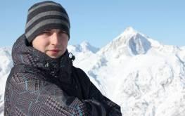Как я отдыхал и осваивал лыжи на Домбае (22 фото, видео)