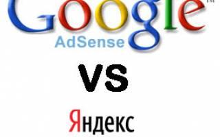Эксперимент: что прибыльнее Google Adsense или РСЯ?