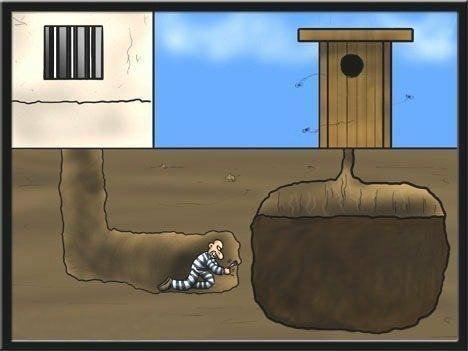 jailbreak или побег из тюрьмы
