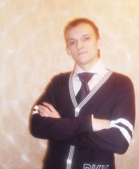 Андрей - автор блога knigaslov.ru