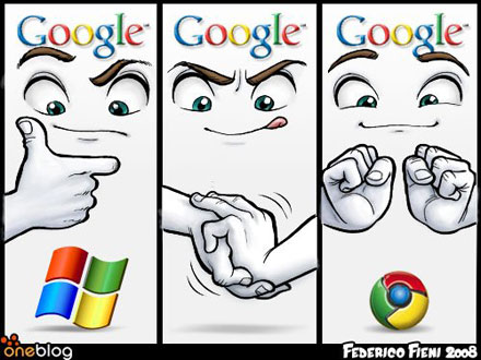 google chrome из windows