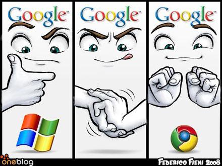 google chrome из windows