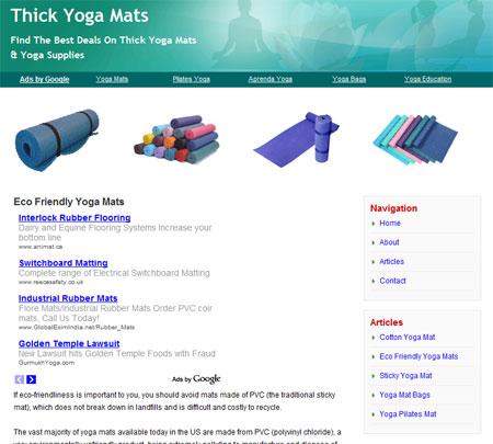 пример MFA сайта