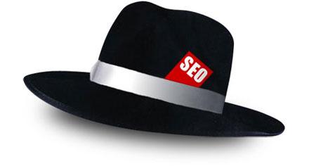 шляпа черной оптимизации (SEO)