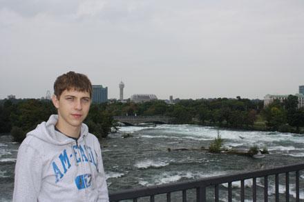 сама река Ниагара
