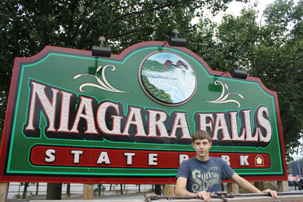 Ниагарский водопад в США