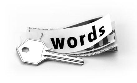 раскрутка сайта - ключевые слова