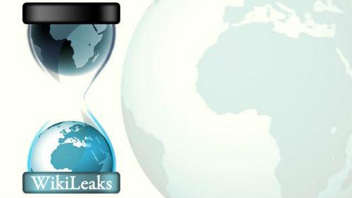 wikileaks лого