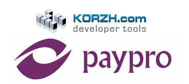 Korzh.com и PayPro Global