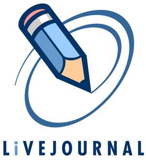 "логотип ""Живого журнала"" livejournal"