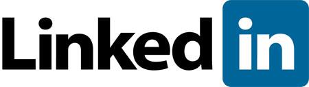 логотип социальной сети LinkedIn
