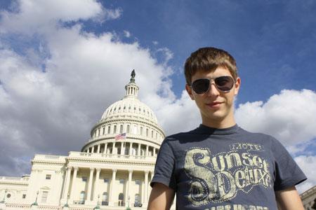 Капитолий в Вашингтоне (United States Capitol)
