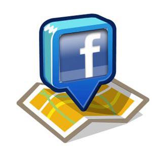 facebook запускает places deals