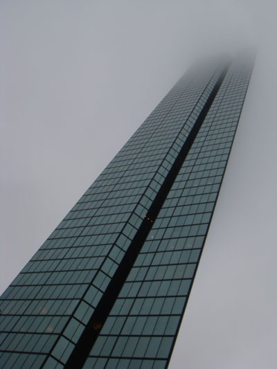 Башня Джона Хэнкока John Hancock Tower
