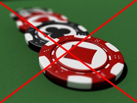 закрытие онлайн-казино