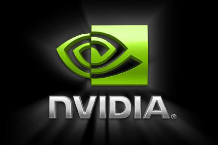 логотип компании nvidia