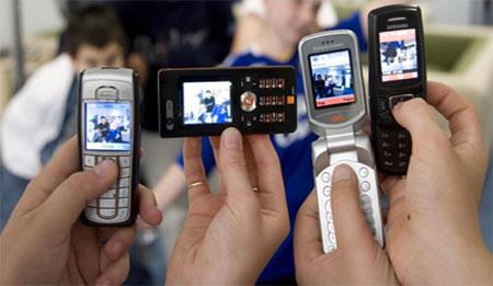 реклама в мобильных устройствах
