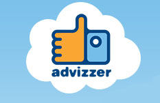логотип advizzer.com