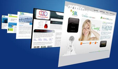 дизайн веб сайтов