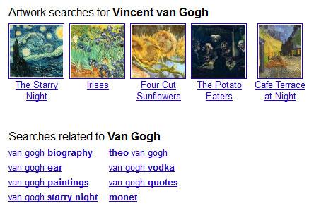 подсказки в поисковой выдаче google