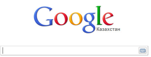 Google Казахстан