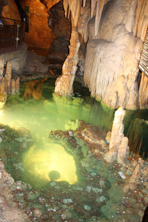 пещера lost sea