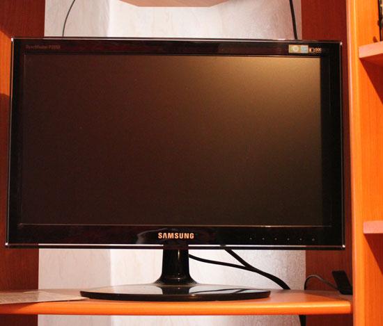 Монитор SyncMaster P2050