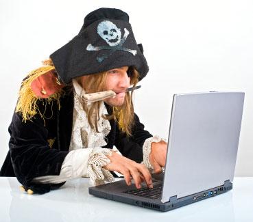 пиратский контент