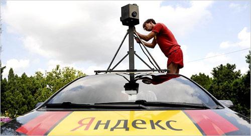 съемка панорам для Яндекс.карт
