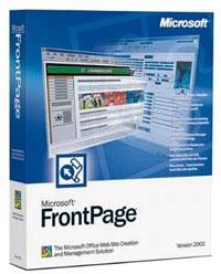 frontpage - программа для создания сайтов