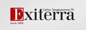 логотип компании exiterra