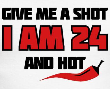 24 день рождения