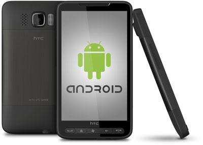 htc и платформа android