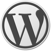 wordpress логотип
