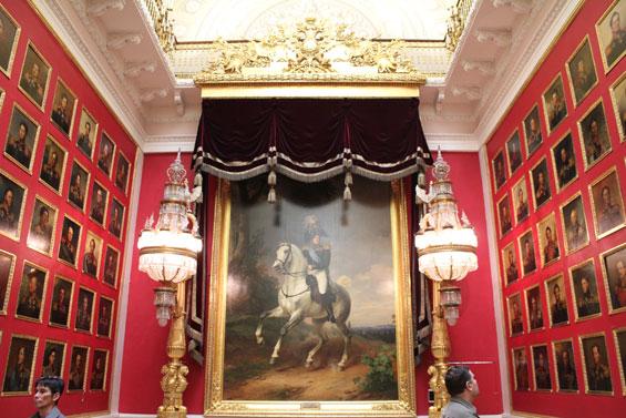 Картина Александра I