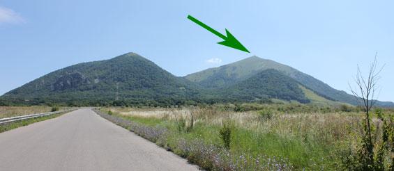 2 головы горы Бештау