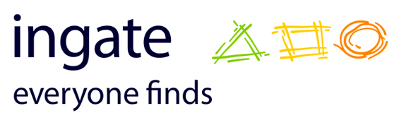 логотип компании ingate