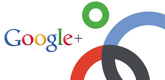 логотип социальной сети Google+