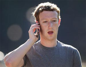 Цукерберг позвонит