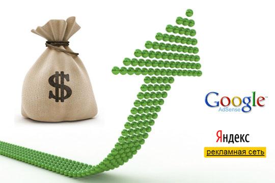 увеличение дохода от контекстной рекламы