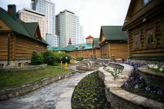 Татарская деревня Туган Авалым