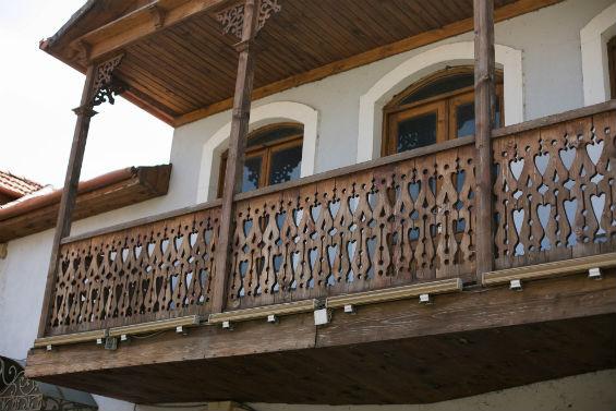 балкон дома