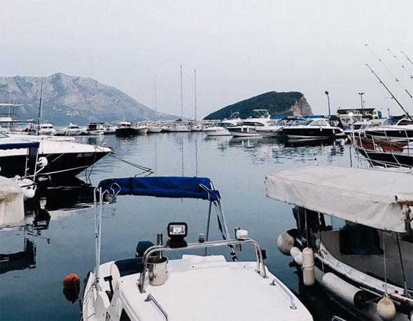 яхты и катеры