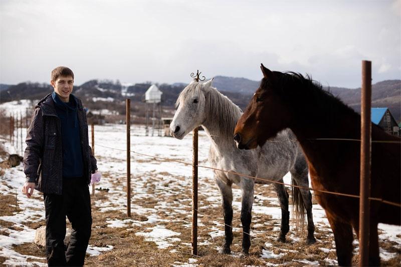 кони Адыгеи =)