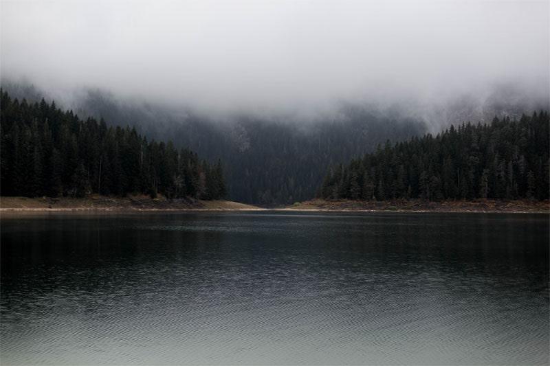 Черное озеро (Черногория)