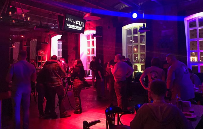 afterparty Cybermarketing 2019